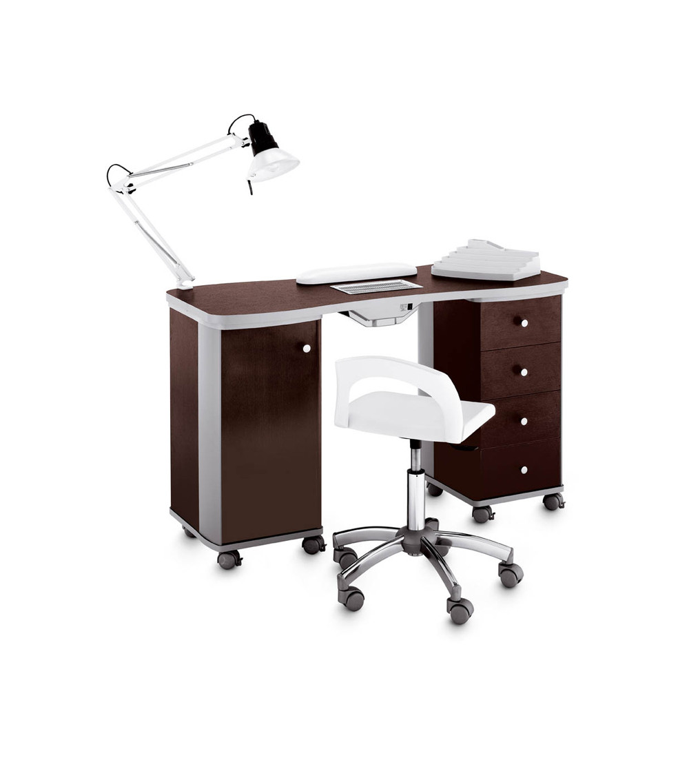 Table Manicure Double Vented