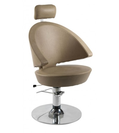 High quality hair salon styling chair with hydraulic jack